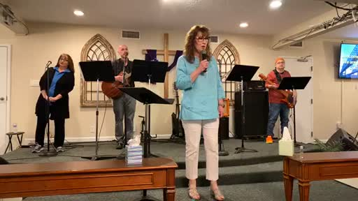 2020 Mar 15 Sunday Service