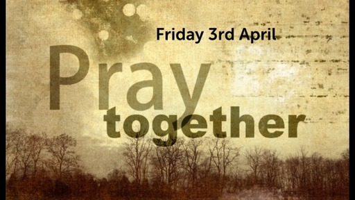 Daily Prayer - 3 Apr 2020 - To Seek and to Save
