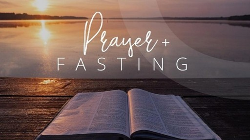 Pray and Fast Day