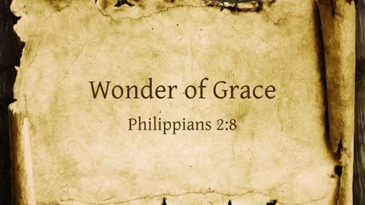 Wonder of Grace