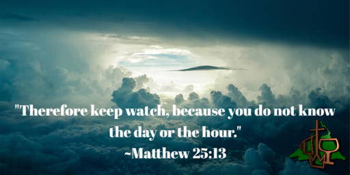 Ready for the Lord - Matthew 25:1-13