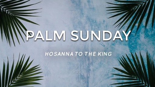 HOSANNA, Lord Save Me from Myself!