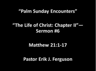 4/5/2020 Sunday Service