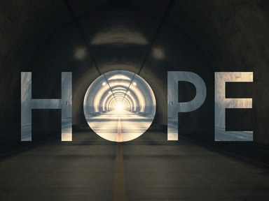 Hope . . . in Uncertain Times