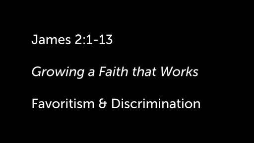 Favoritism & Discrimination