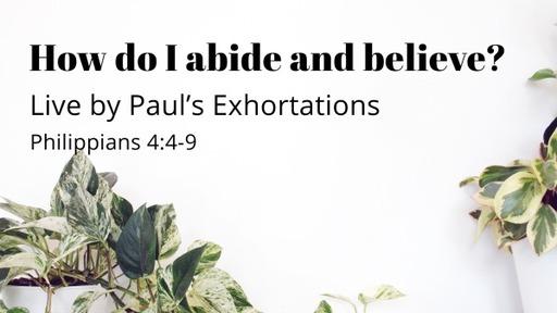 Sunday Worship 4/5/2020