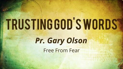 Trusting God's Words