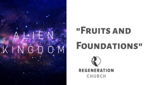 """""""Fruits and Foundations"""" - April 5"""