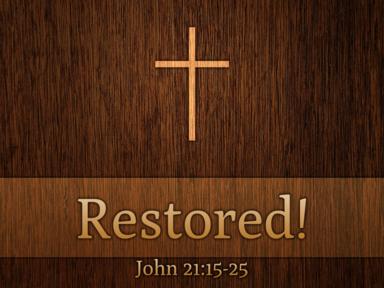 Sunday Service - April 5, 2020