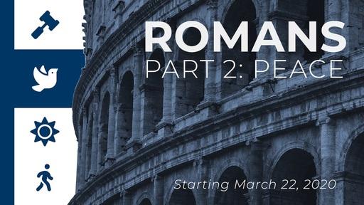 Peace with God (Romans 5:1-11)