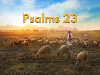 Psalm 23 - Part 3