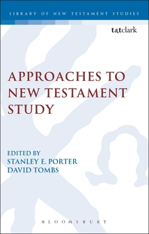 Approaches to New Testament Study