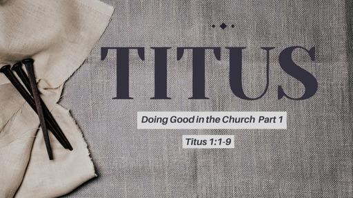 April 08, 2020 - Wednesday Bible Study