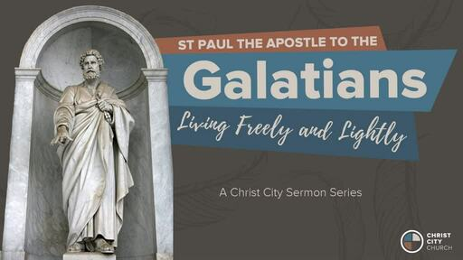 Galatians In Context
