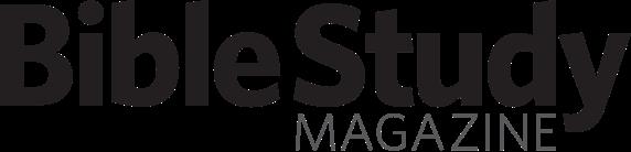Bible Study Magazine logo