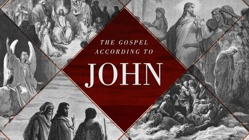 "Gospel Of John ""Anointing & Palm Sunday"""