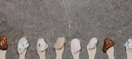 Ice Cream Samples