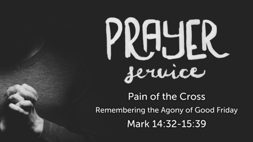 Pain of the Cross: Remembering the Agony of Good Friday