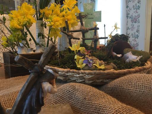 Resurrection Garden.Laing