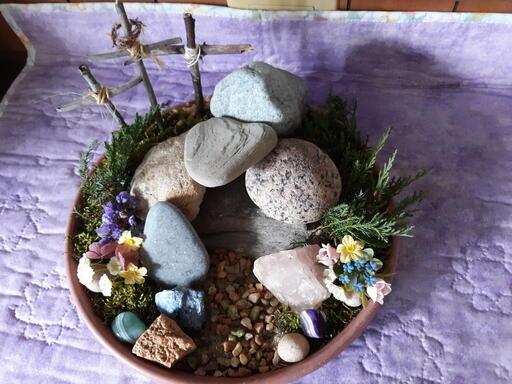 Resurrection Garden.Kuhn