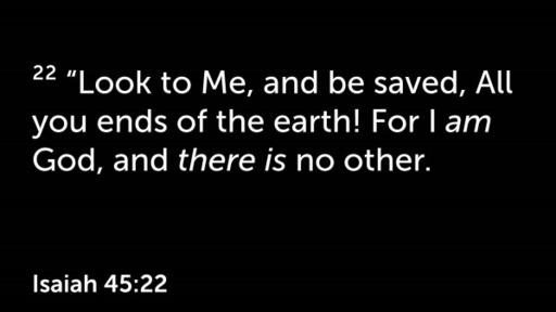 Wednesday, April 8- PM - See Jesus