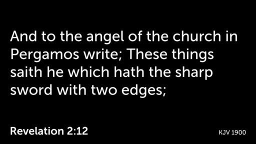 Revelation 2 Part 2