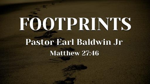 SLW: Footprints