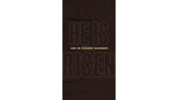 He Is Risen Indeed  PowerPoint image 2