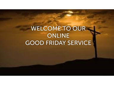 When Will It Be Over? (Good Friday Message)