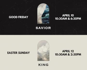 Savior & King