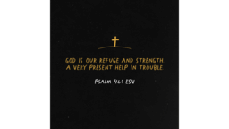 God Is Our Refuge And Strength  PowerPoint image 3