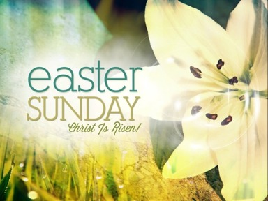 Easter Sunday 4/12/20