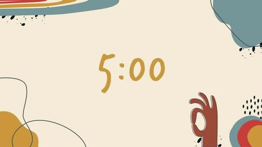 Countdown 5 min