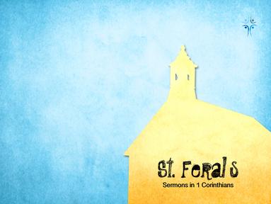 1 Corinthians 15:12-49 - Easter Sunday