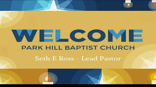"""Sunday, March 01, 2020   HEBREWS 11_1-3 """"THE FRUIT OF THE FAITH""""   Pastor Seth Ross"""