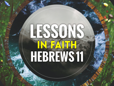April 5 2020 - Sarahs Faith - Hebrews 11:11-12