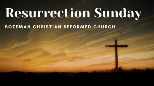 Resurrection Sunday! 2020 Easter. Matthew 28:1-10