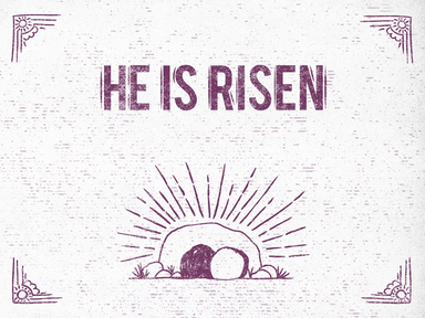 Sunday Morning Message (Easter Sunday)