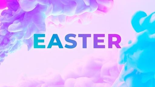 12 Apr Easter Sunday