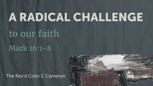 A radical challenge to our faith