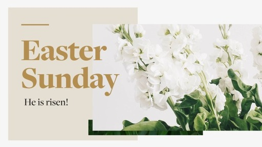 April 12, 2020 Morning Worship