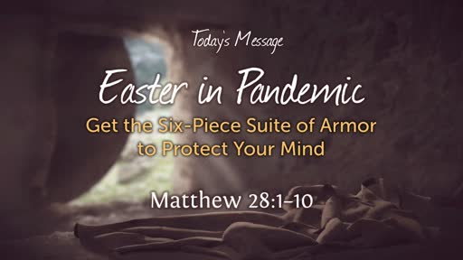 2020-04-12 - Easter in Pandemic