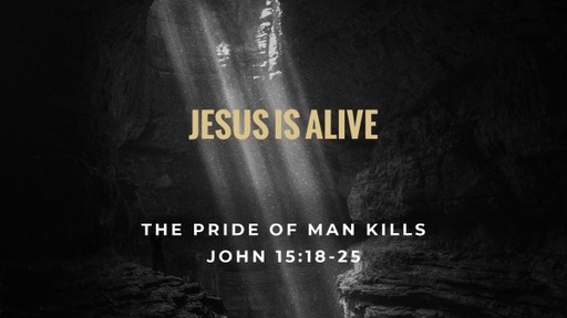 April 12, 2020 - Jesus Is Alive