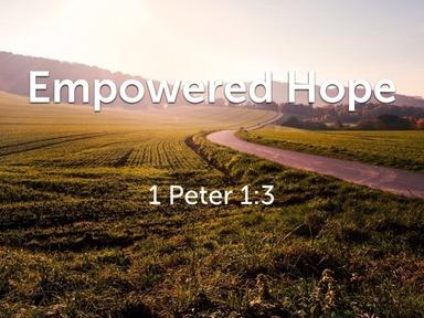 Resurrected Empowered Hope