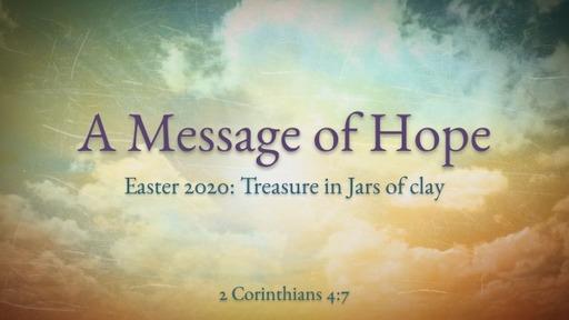 Easter 2020: Treasure in Jars of Clay