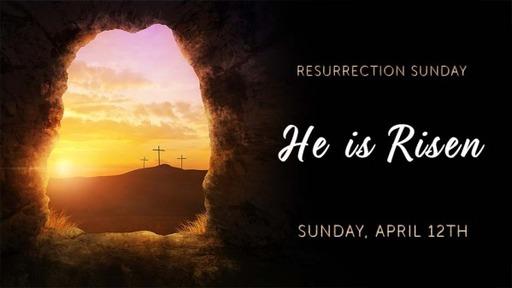 The Resurrected Life in Uncertain Times (Matthew 6:25-34)