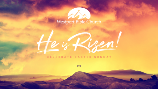 Risen! (Easter 2020)