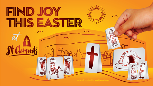Find Joy This Easter