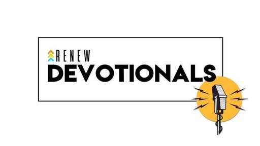 Renew Devotionals