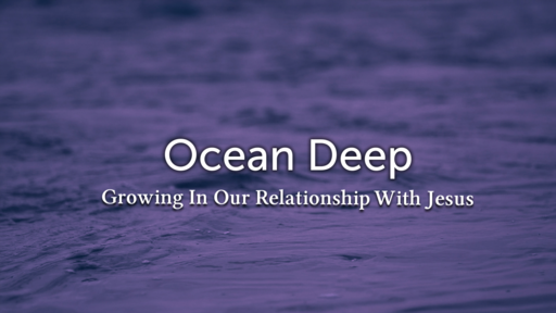 Ocean Deep Spiritual Journey